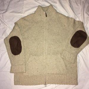 Polo cardigan sweater like new